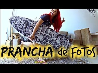 DIY | PRANCHA DE FOTOS
