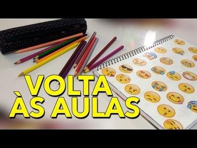 DIY: VOLTA ÀS AULAS - Estojo Reciclado| SOSdica