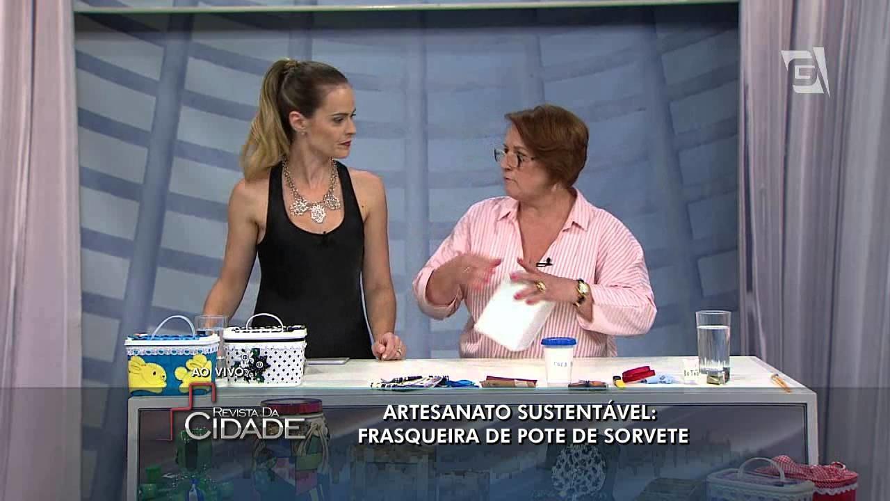 13.03 - Revista da Cidade - Artesanato Sustentável