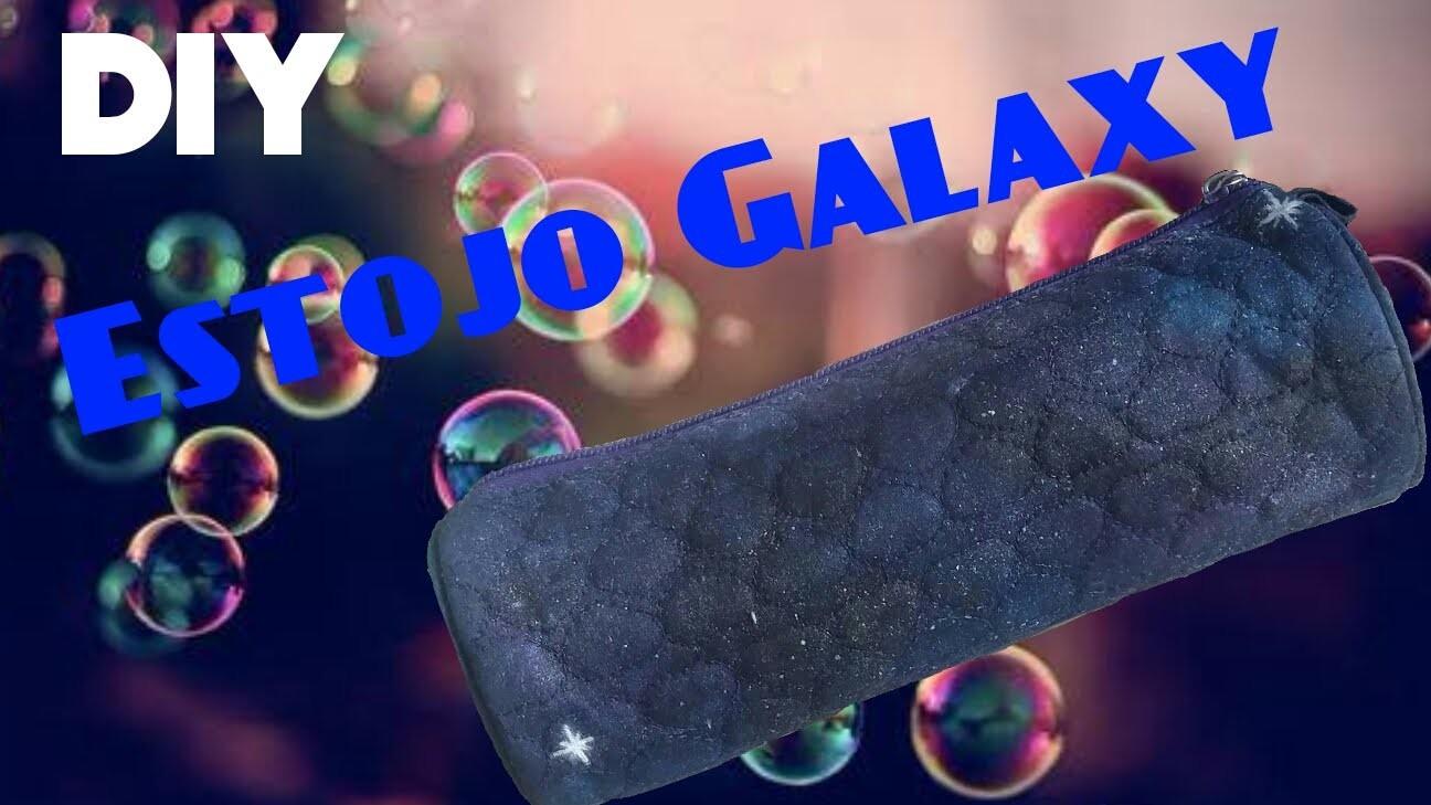 DIY - ESTOJO GALAXY