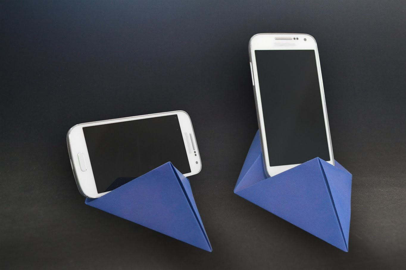 Origami: Support for Smartphone