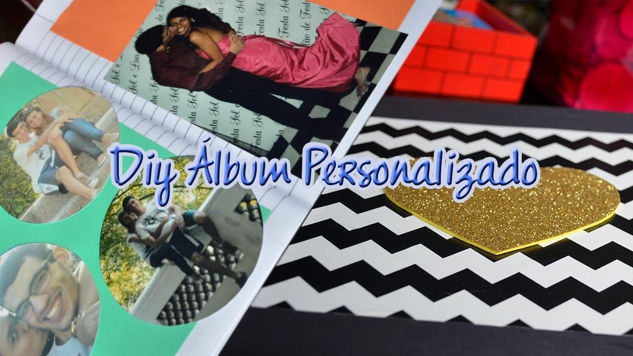 DIY - Álbum Personalizado