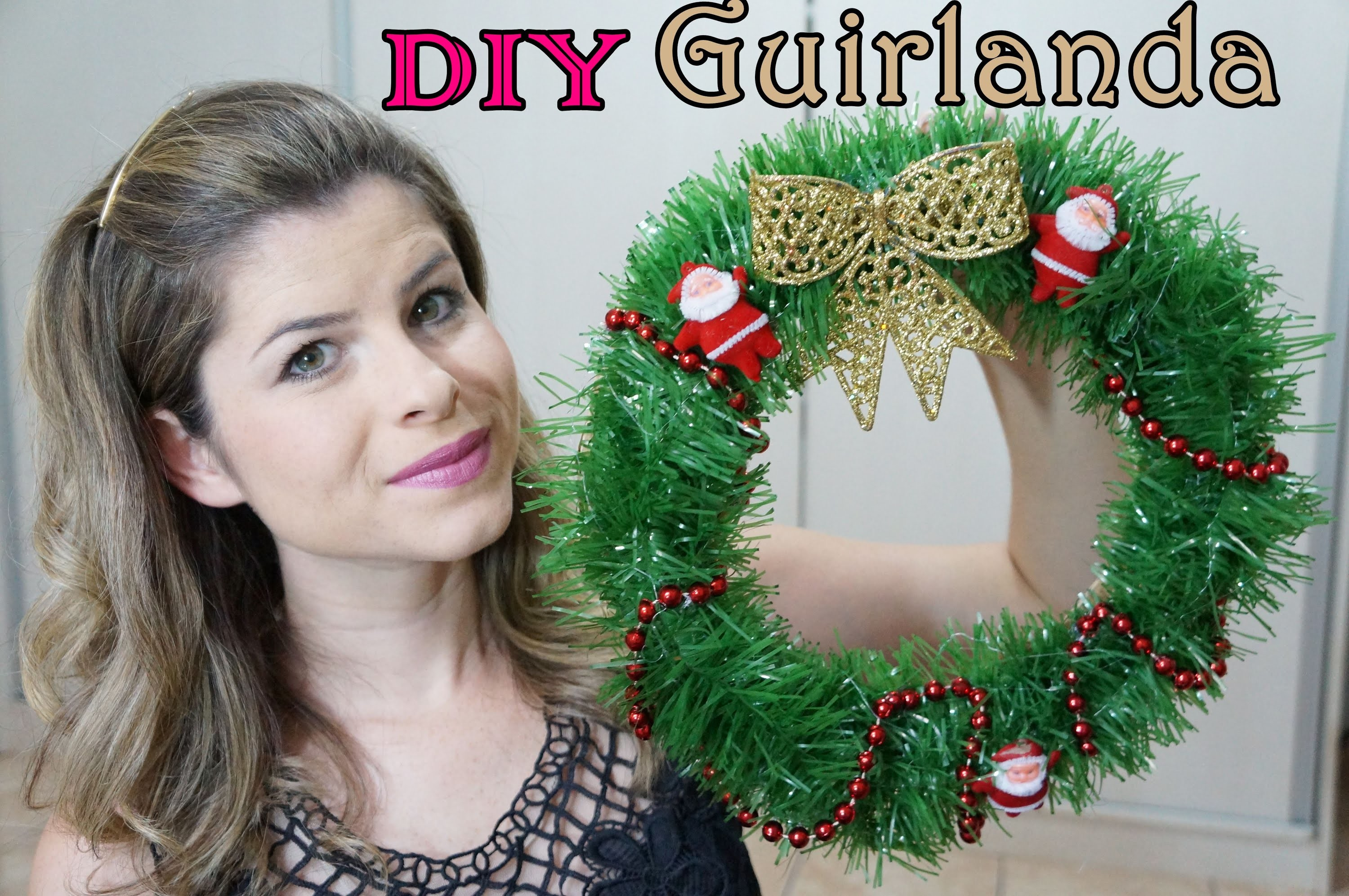 DIY | Guirlanda ♥ Grupo Beauty Secrets