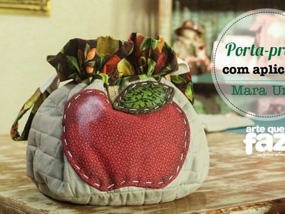 DIY - Porta-pratos (Mara Uroz)