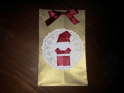 Embalagem para presentes - DIY gifts bag