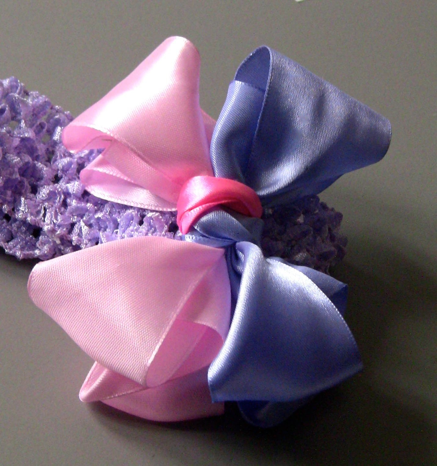 Laço de fitas mil faces  Passo a Passo -loop tapes. DIY ,PAP -Satin ribbon bow