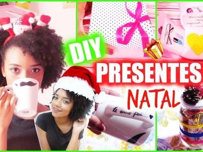 DIY: Presentes de natal fáceis e baratos | Desafio Méliuz #3