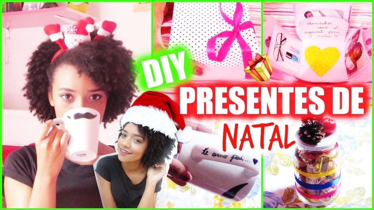 DIY: Presentes de natal fáceis e baratos   Desafio Méliuz #3
