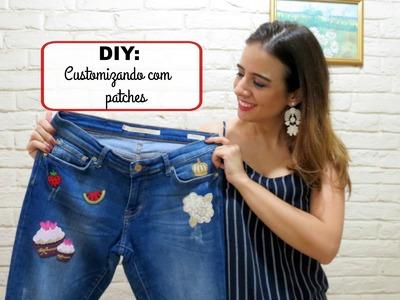 DIY: Customizando com patches