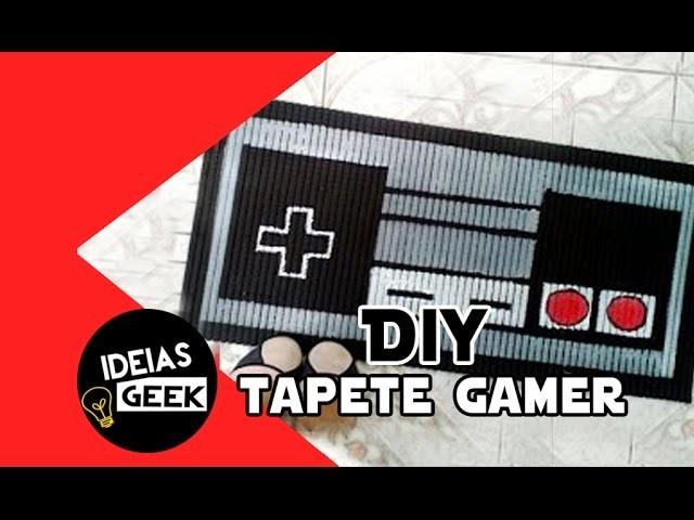 Diy tapete gamer  - Ultra Geek World