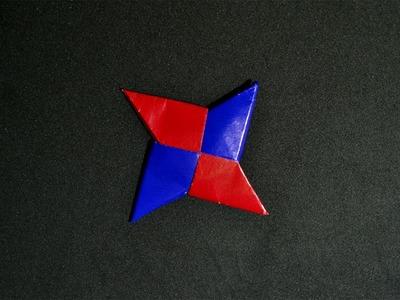 Origami: Shuriken - Estrela Ninja