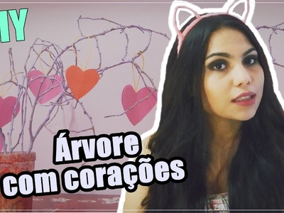 DIY: Árvore do Amor | Andressa Moraes