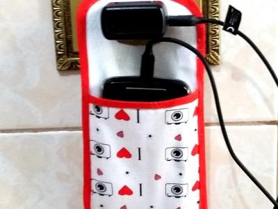 DIY - Porta Celular - Função Carregador