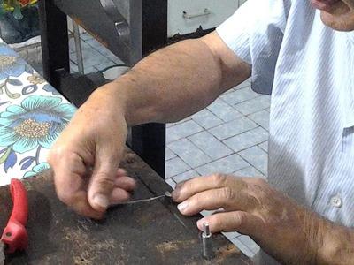 Como fazer antenas para artesanato em Eva
