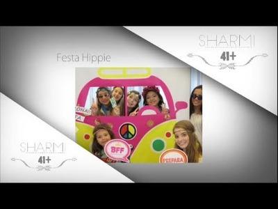 Decor Festa Kids - Faça Você Mesmo DIY - Hippie
