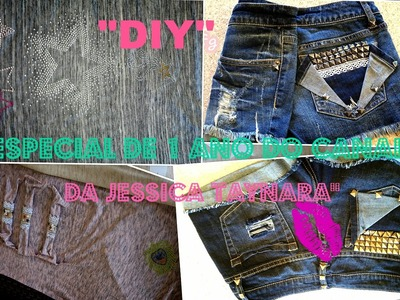 """""""DIY É Especial"""" De 1 ano do canal Da Jessica Taynara- Pro FGBMYWAY."""