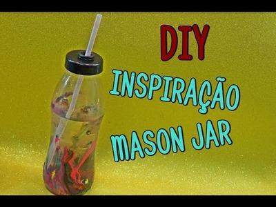 DIY INSPIRAÇÃO MASON JAR