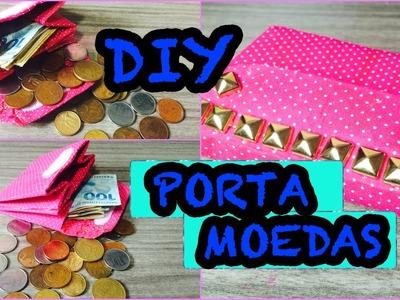 DiY Porta moedas de caixa de Leite - Faça você mesmo|Tatiane Xavier