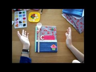 D.I.Y Livro de Receitas - Dia da mãe | Artime