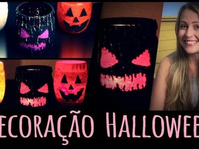 Decoração Halloween =DiY   Dany Martinês