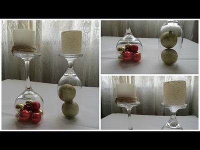 DIY - Ideia de decoração Ano Novo
