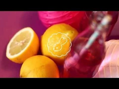 DIY: Pink Lemonade