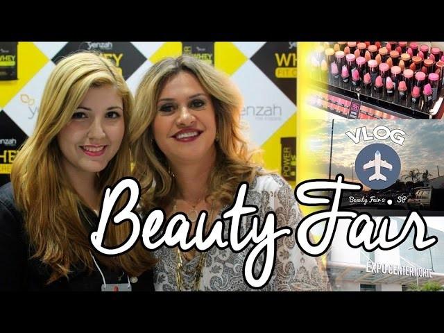 Babados com Marisa Santina + Melhores Stands da Beauty Fair | Projeto DIY