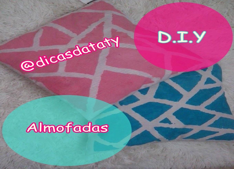 Decorando Almofada- D.i.Y