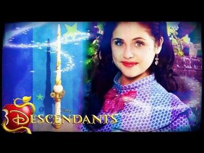Disney Descendentes - Tutorial Varinha Mágica de Condão da Fada Madrinha! Descendants