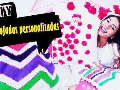 DIY - almofadas personalizadas | Room decor, Primavera | LetíciaDIY