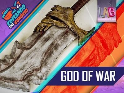 DIY: Chaos Blade - God of War - CUG#10