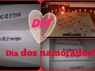 DIY- dia dos namorados. valentine's  day diy
