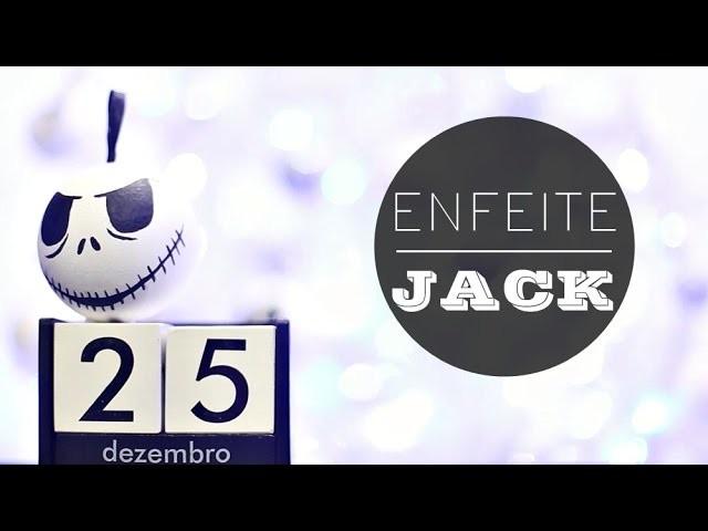 ✂ DIY: Enfeite de Natal do Jack ♡  03 