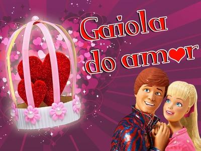 DIY:: GAIOLA DO AMOR