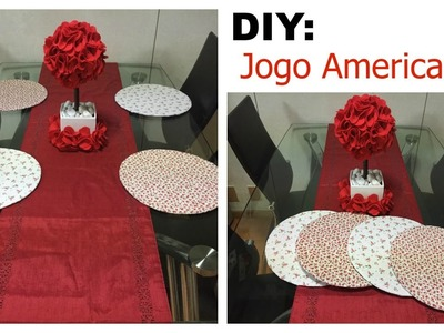 DIY: Jogo Americano