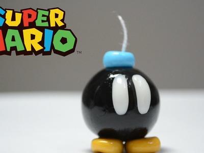 DIY NERD - BOMBA DE BISCUIT  SUPER MARIO BROSS - PARTE 2.3