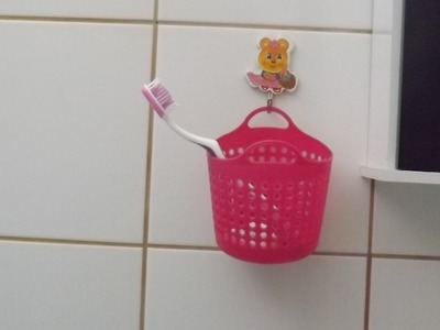 Diy: Porta Escova De Dente