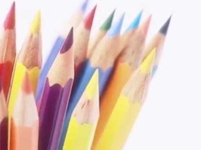 [DIY] porta treco e buquê de lápis
