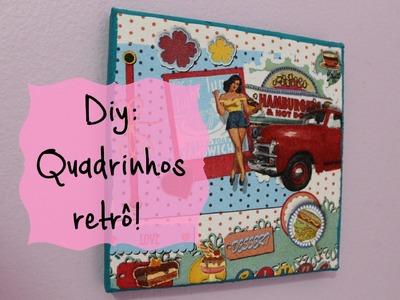 DIY: Quadrinhos retrô!
