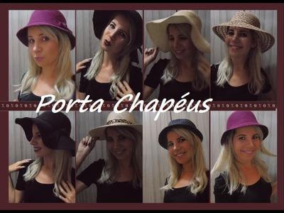 DIY - Quadro porta Chapéus da Jana