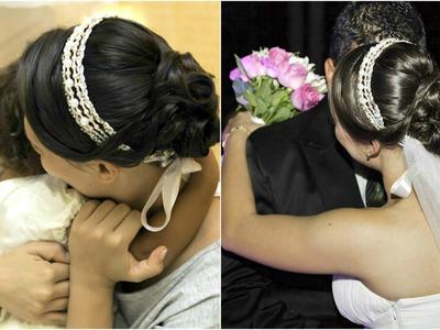 DIY Tiara para noivas de pérolas - Faça você mesma #DNE #FVM