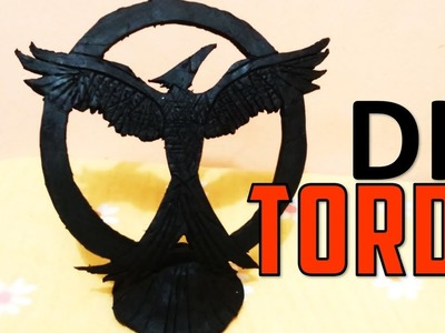 DIY: Tordo - Jogos Vorazes | A esperança - Parte 1