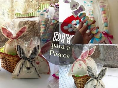 Lembrancinhas para Páscoa || DIY by Bru Lavezzo