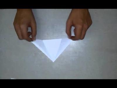 Origami Balão que enche com a boca