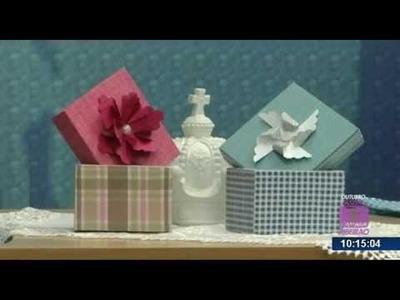 Programa Artesanato sem Segredo (19.10.15) - Lembrança de festa