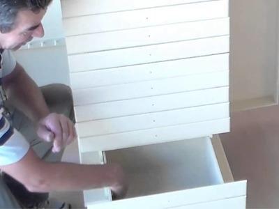 Artesanato movel porta jóias parte 9