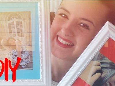 #DECOR Faça você mesma | DIY: Porta retrato estilizado (Dica baratinha de presente de natal)