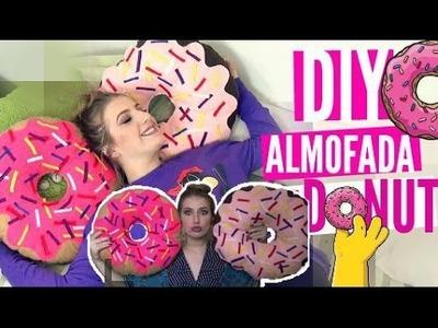 DIY: ALMOFADA DE DONUT ♡ Fácil