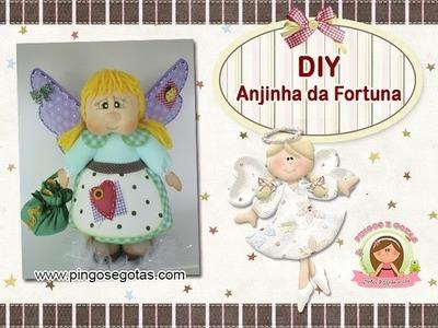 DIY ANJINHA DA FORTUNA