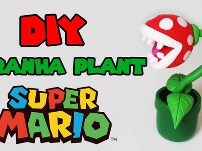 DIY: Como fazer a Piranha Plant de Super Mario Bros